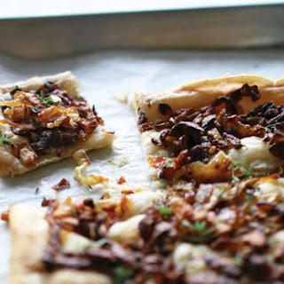 Onion Thyme Tart