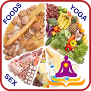 App FOODS & YOGA FOR SEXUAL LIFE APK for Windows Phone