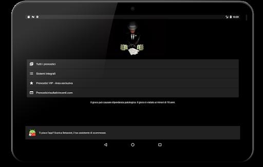 Pronostici Risultati Vincenti Додатки (APK) скачати безкоштовно для Android/PC/Windows screenshot