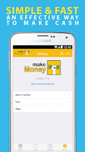 Make Money – Free Cash App Screenshot