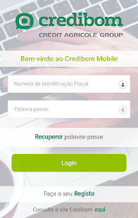 myCredibom- screenshot thumbnail