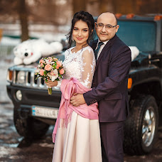 Wedding photographer Valeriy Sichkar (ValeriiSichkar). Photo of 23.02.2018
