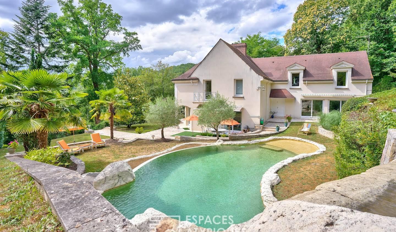 Maison avec piscine et terrasse Versailles