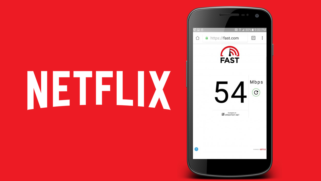 FAST.com : il nuovo Speed Adsl Test di Netflix