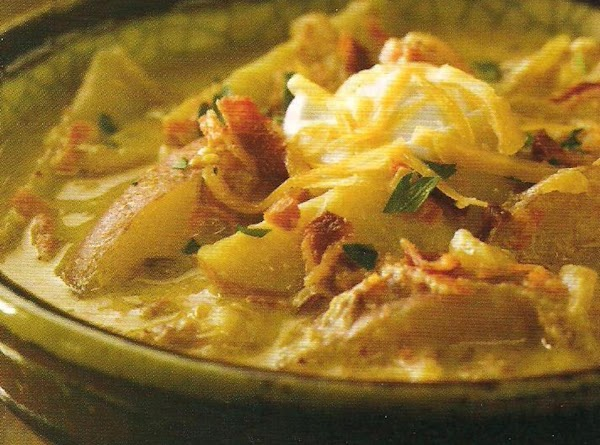 Bacon And Caramelized Onion Chowder Recipe
