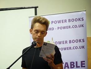 Photo: Reading in Edinburgh