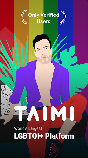 Taimi - LGBTQ+ Dating, Chat and Social Network Apk 1