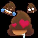 Animoji Poo Animated Stickers icon