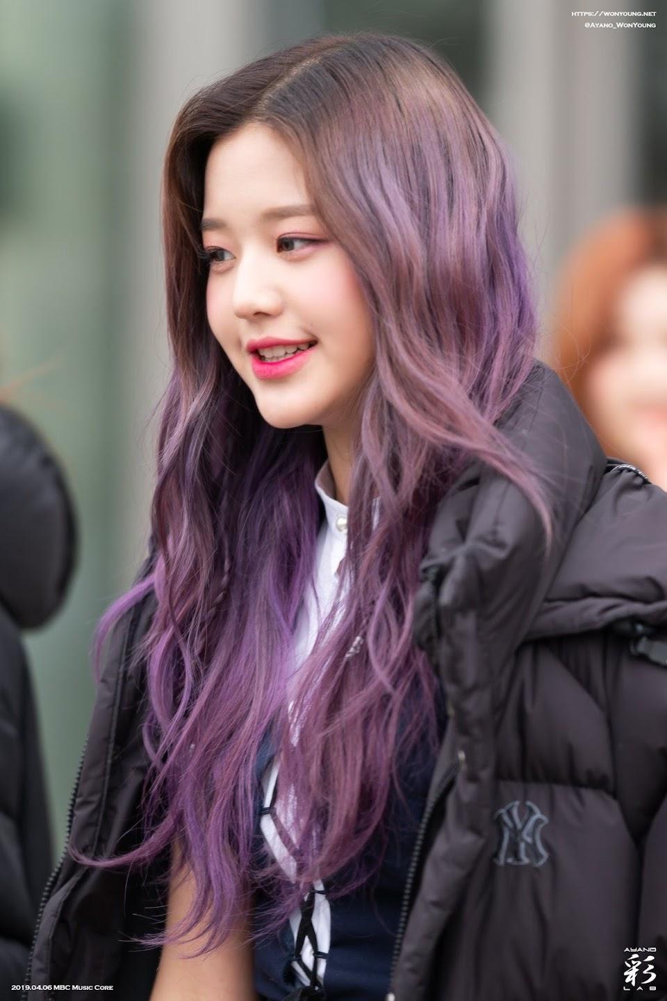 wonyoung hair 11