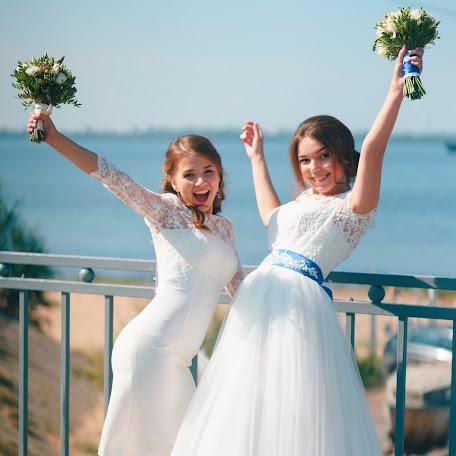Wedding photographer Roman Mosyakin (romos93). Photo of 28.08.2017