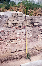 Photo: Channel masonry and some mortar