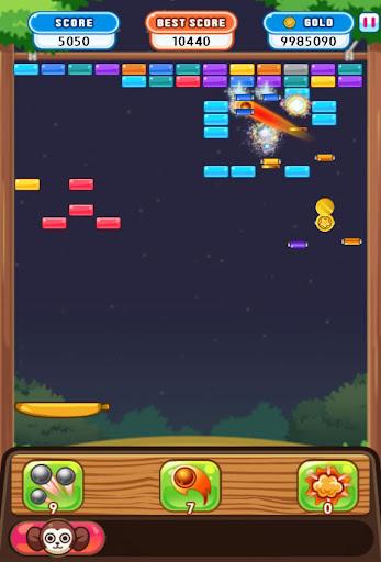 無料街机Appのブロック崩し : Angry Bricks|記事Game