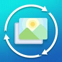 deleted photo recovery app icon