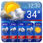 Free Weather Forecast App Widget 15.1.0.45733_46331