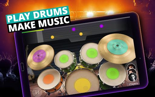 Drum Set Music Games & Drums Kit Simulator screenshot 5