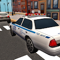 Crime City Police Chase 3D icon