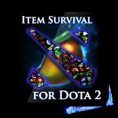 Item Survival for Dota2