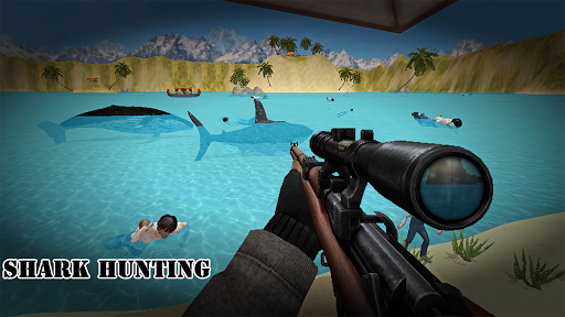 Shark Hunting 3d :Free Shark Shooter 2.2 screenshots 4