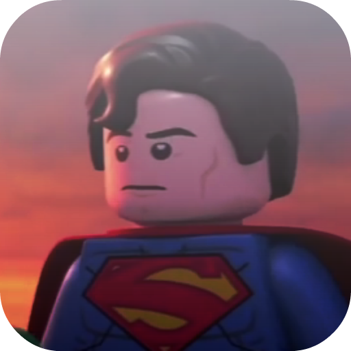 Gem Lego Black Hero