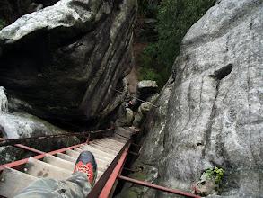 Photo: prawie jak schody  :)