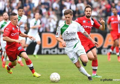 Verschillende clubs wilden hem, maar Lommel United legt Bart Goossens toch langer vast