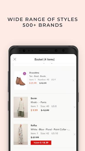 Modanisa - Modest Fashion Shopping 2.7.28 Screenshots 7