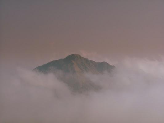 Copertura nuvolosa di bibou