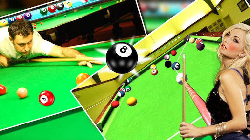 Real Snooker Billiard: 8 Ball