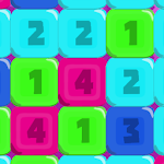 AdderUp - fun new number tile, combo matching game Icon