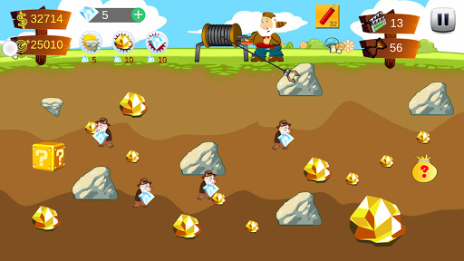 Gold Miner Super - screenshot