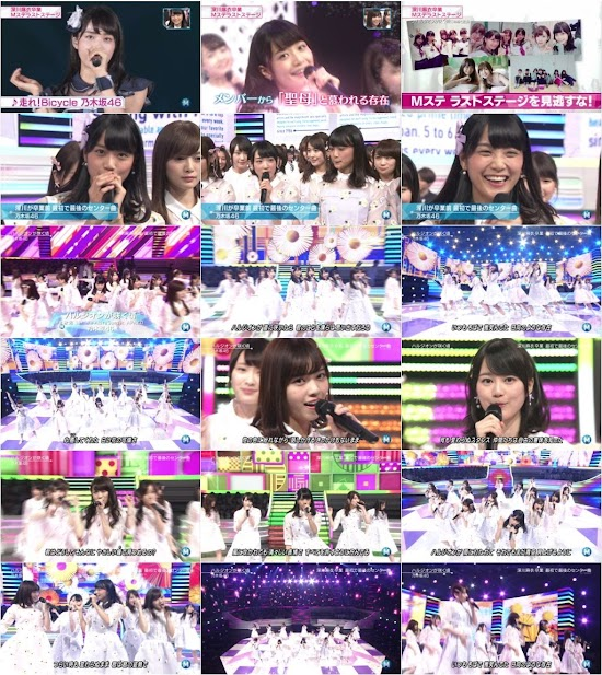 (TV-Music)(1080i) 乃木坂46 Part – Music Station 160226