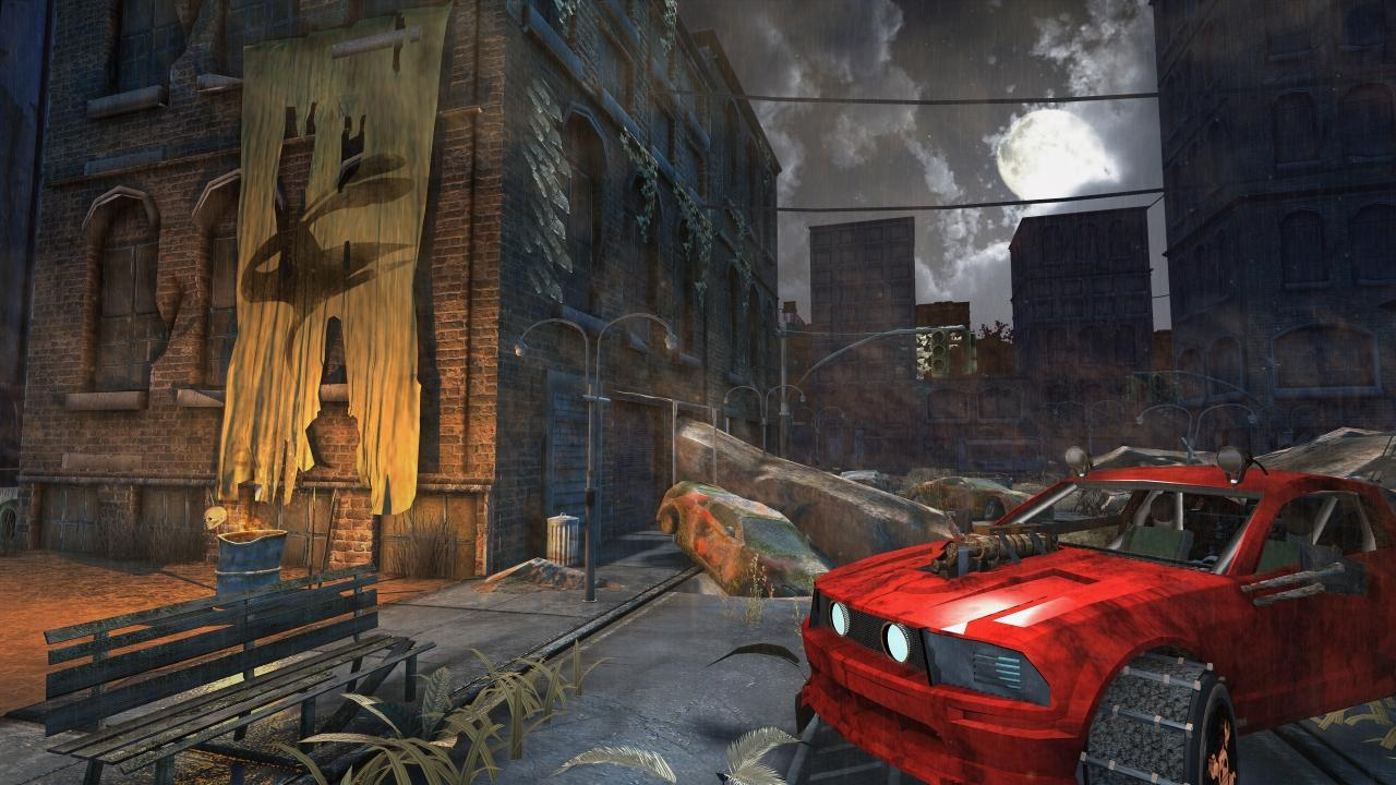 Fix My Car: Mad Road! FREE- screenshot