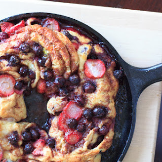 Berry Berry Cinnamon Swirl Bread
