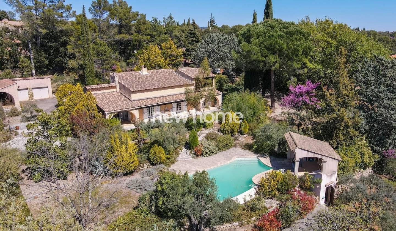 Villa avec jardin et terrasse Flayosc