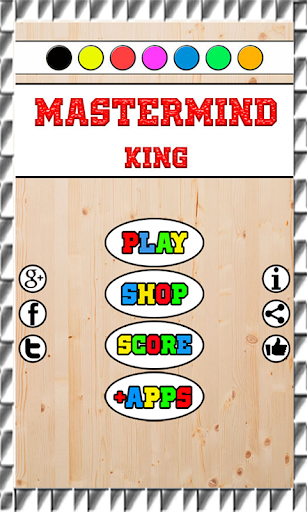 Mastermind King
