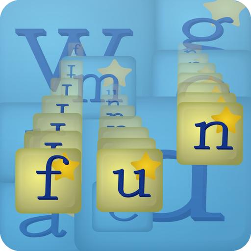 Infinite Word Matrix-3 letters 拼字 App LOGO-APP開箱王