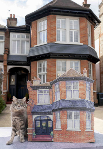 Grand Miniature Designs – Eco Architecture tThat's The Cat's Whiskers