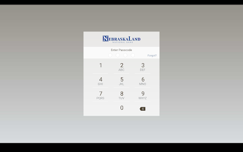 NebraskaLand National Bank- screenshot thumbnail