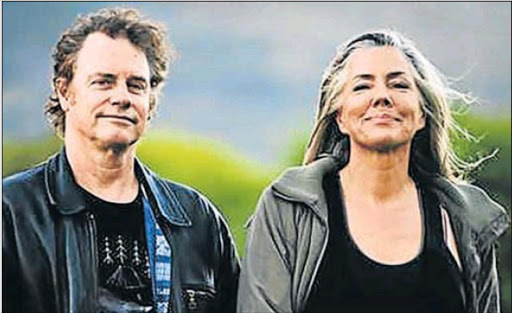 TEAMING UP: Wendy Oldfield and Robin Auld will perform in East London on Wednesday. Picture: SUPPLIED