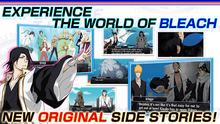 BLEACH Brave Souls APK screenshot thumbnail 5
