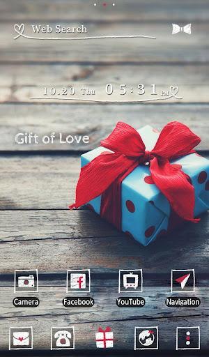 玩免費攝影APP|下載Gift for You +HOME無料きせかえ app不用錢|硬是要APP