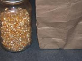 Healthy Popcorn, Lyn* Recipe