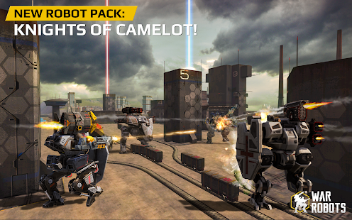 War Robots- screenshot thumbnail