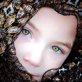 Silver & Gold by Sandy Considine - Babies & Children Child Portraits (  )