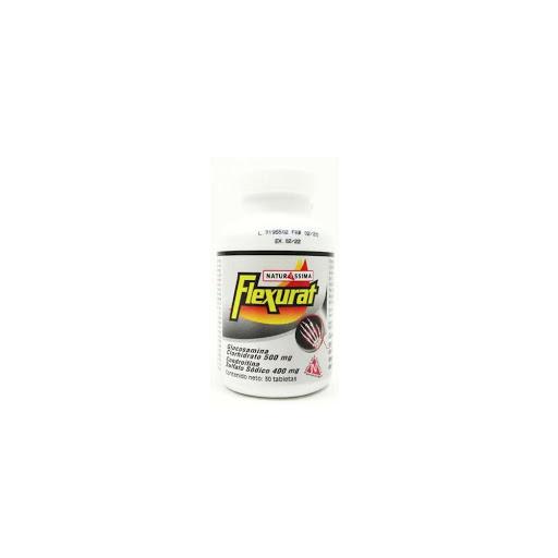 Glucosamina + Condroitina Flexurat 500/400mg   x30 Tabletas Biotech