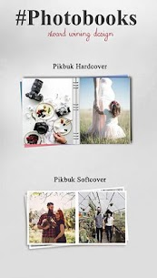 PikBuk: Free Photo Prints, Photo Books and Gifts 6.0.3 [Mod + APK] Android 2