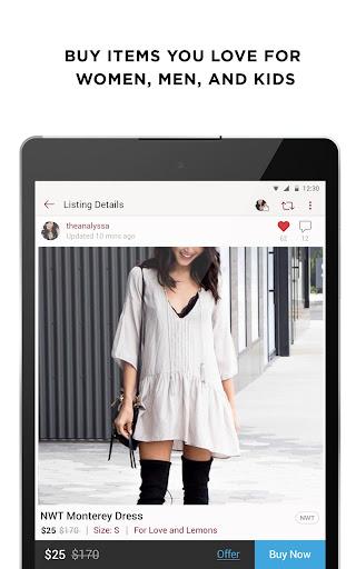 dddbb1adc92ee1 Poshmark - Buy   Sell Fashion - Apps on Google Play