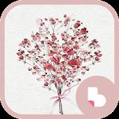 안개꽃 버즈런처 테마 (홈팩)