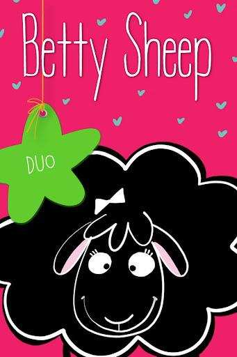 Betty Sheep Family Duo