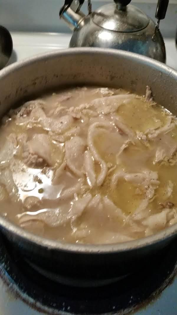 Marilyn's Old Tyme Chicken 'n Dumplings